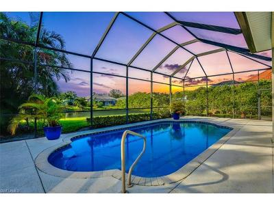 Bonita Springs Single Family Home For Sale: 24909 Fairwinds Ln