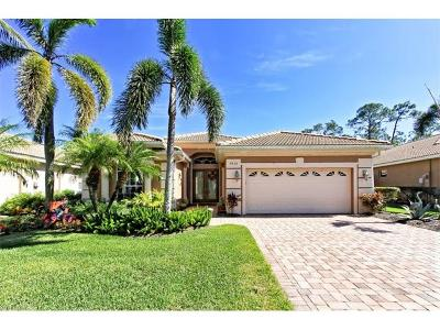 Single Family Home For Sale: 4820 Cerromar Dr