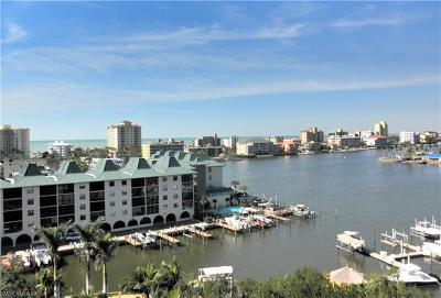 Collier County Condo/Townhouse For Sale: 400 Flagship Dr #807