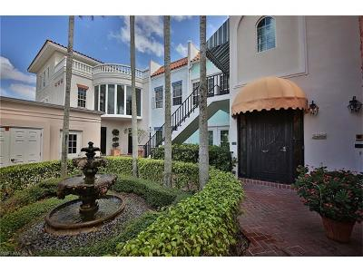 Single Family Home For Sale: 4000 N Gulf Shore Blvd #300
