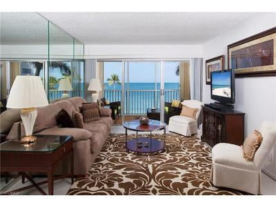 Condo/Townhouse For Sale: 3443 N Gulf Shore Blvd #507