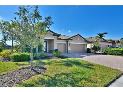Estero Single Family Home For Sale: 13489 Villa Di Preserve Ln