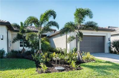 Bonita Springs Single Family Home For Sale: 16326 Vivara Pl