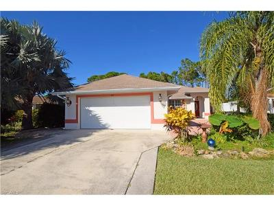 Bonita Springs Single Family Home For Sale: 43 7th St