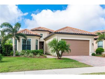 Bonita Springs Single Family Home For Sale: 9033 Isla Bella Cir