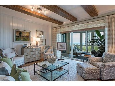 Collier County Condo/Townhouse For Sale: 4501 N Gulf Shore Blvd #704