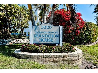 Bonita Springs Condo/Townhouse For Sale: 5220 Bonita Beach Rd #107