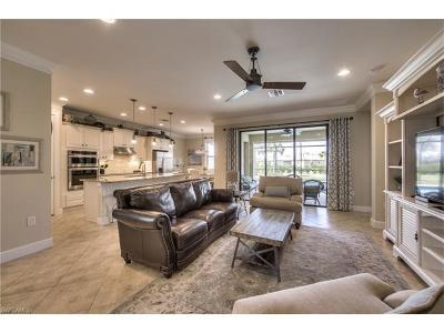 Estero Single Family Home For Sale: 20388 Cypress Shadows Blvd