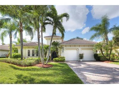 Naples Single Family Home For Sale: 2969 Gardens Blvd