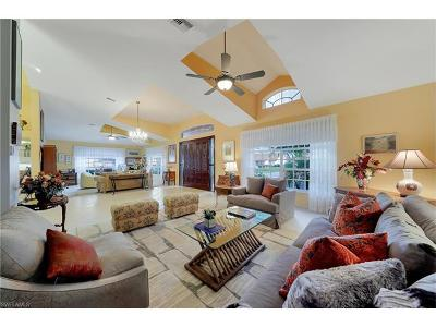 Bonita Springs Single Family Home For Sale: 9860 El Greco Cir