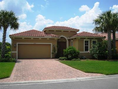 Bonita Springs Single Family Home For Sale: 12062 Via Cercina Dr