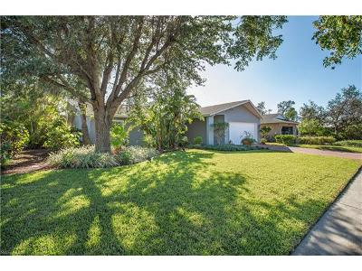 Naples Single Family Home For Sale: 1320 Westlake Blvd