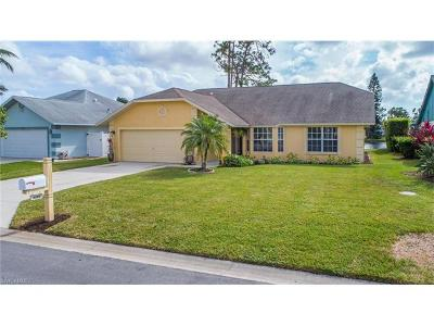 Naples Single Family Home For Sale: 5260 Tudor Ct