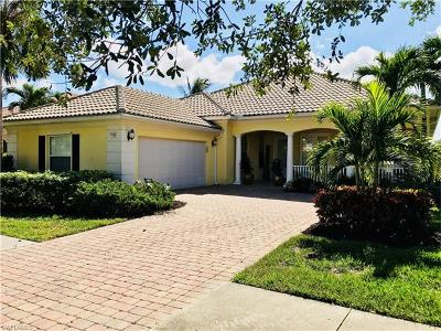 Naples Single Family Home For Sale: 7318 Donatello Ct