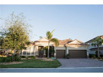 Estero Single Family Home For Sale: 21015 Torre Del Lago St