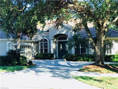 Naples Single Family Home For Sale: 1981 Winding Oaks Way