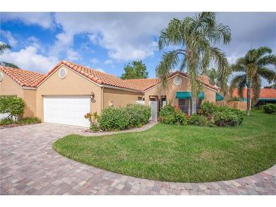 Naples Single Family Home For Sale: 798 Reef Point Cir