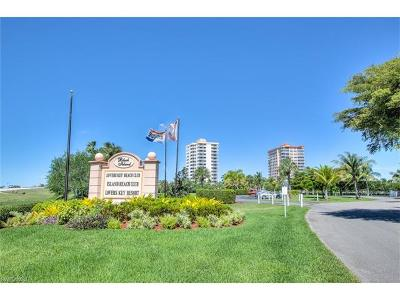 Fort Myers Beach Condo/Townhouse For Sale: 8701 Estero Blvd #207