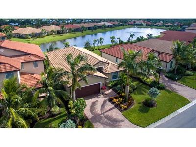Bonita Springs Single Family Home For Sale: 11205 Monte Carlo Blvd