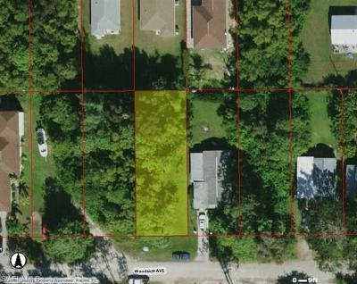 Naples Residential Lots & Land For Sale: Woodside Ave
