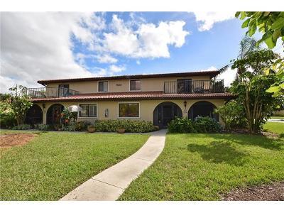 Bonita Springs Condo/Townhouse For Sale: 27910 Hacienda East Blvd #4