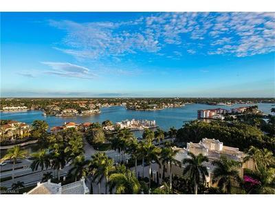Collier County Condo/Townhouse For Sale: 4021 N Gulf Shore Blvd #1106