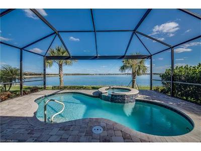 Estero Single Family Home For Sale: 20257 Corkscrew Shores Blvd