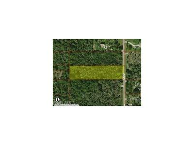 Naples Residential Lots & Land For Sale: 533 & 505 NW 7th St