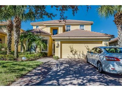 Estero Single Family Home For Sale: 20330 Ardore Ln