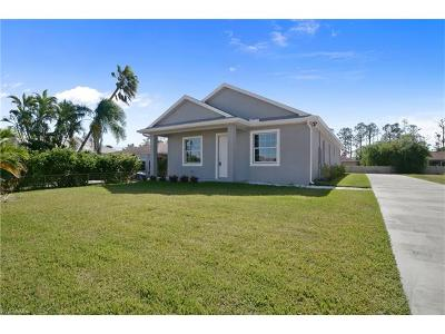Bonita Springs Single Family Home For Sale: 12092 Melrose Ave