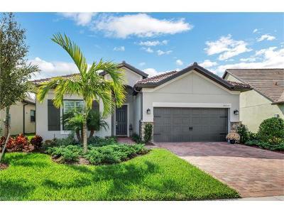Estero Single Family Home For Sale: 20537 Shady Glen Ct