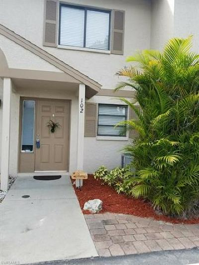 Bonita Springs Condo/Townhouse For Sale: 26586 Southern Pines Dr #102