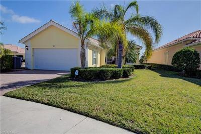 Naples Single Family Home For Sale: 8592 Alessandria Ct