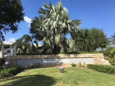 Naples FL Condo/Townhouse For Sale: $179,800