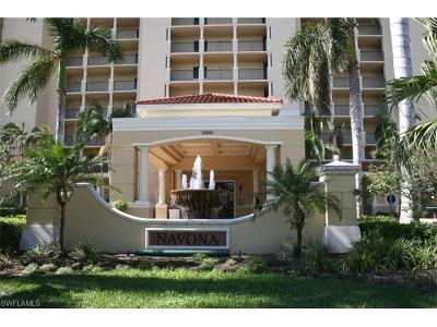 Bonita Springs Condo/Townhouse For Sale: 23540 Via Veneto Blvd #504
