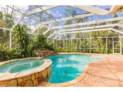 Single Family Home For Sale: 5154 Hickory Wood Dr