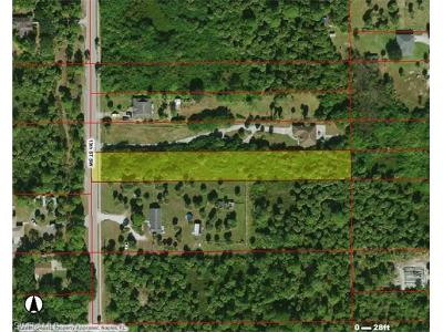 Naples Residential Lots & Land For Sale: SW 13th St