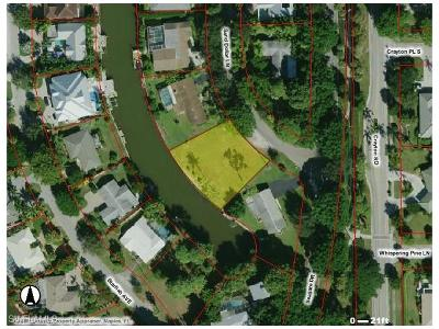 Naples Residential Lots & Land For Sale: 5065 Sand Dollar Ln