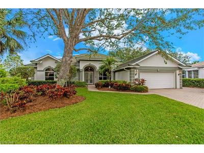 Naples Single Family Home For Sale: 8268 Allendale Ct