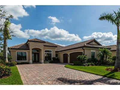 Naples Single Family Home For Sale: 3328 Runaway Ln