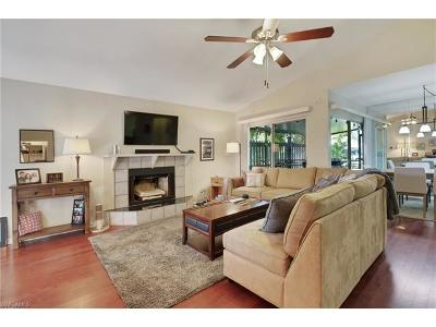 Naples Single Family Home For Sale: 3317 Timberwood Cir