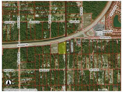 Naples Residential Lots & Land For Sale: 332800 Immokalee Rd