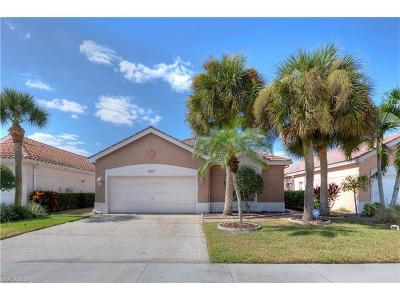 Naples Single Family Home For Sale: 159 Lady Palm Dr