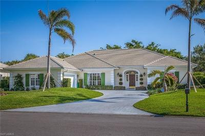 Naples Single Family Home For Sale: 780 Tramore Ln