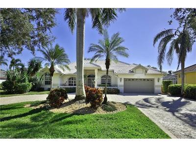 Naples Single Family Home For Sale: 4730 Kittiwake Ct