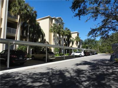 Naples Condo/Townhouse For Sale: 7595 Arbor Lakes Ct #643
