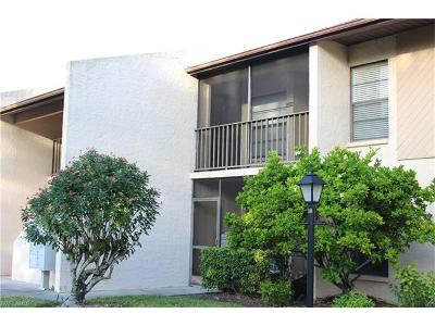 Naples Condo/Townhouse For Sale: 960 Palm View Dr #209