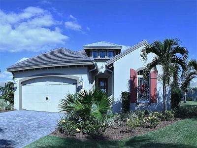 Naples Single Family Home For Sale: 5076 Martinique Dr