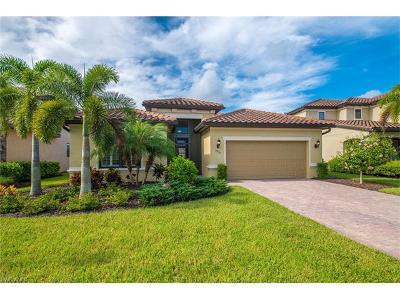 Estero Single Family Home For Sale: 13513 Villa Di Preserve Ln