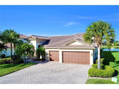 Estero Single Family Home For Sale: 13286 Lazzaro Ct